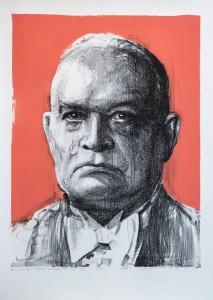 pisaraga-president-Laurentsiuse-teos-mapis-vabadus-21-sajandil- Foto Eesti Litograafiakeskus